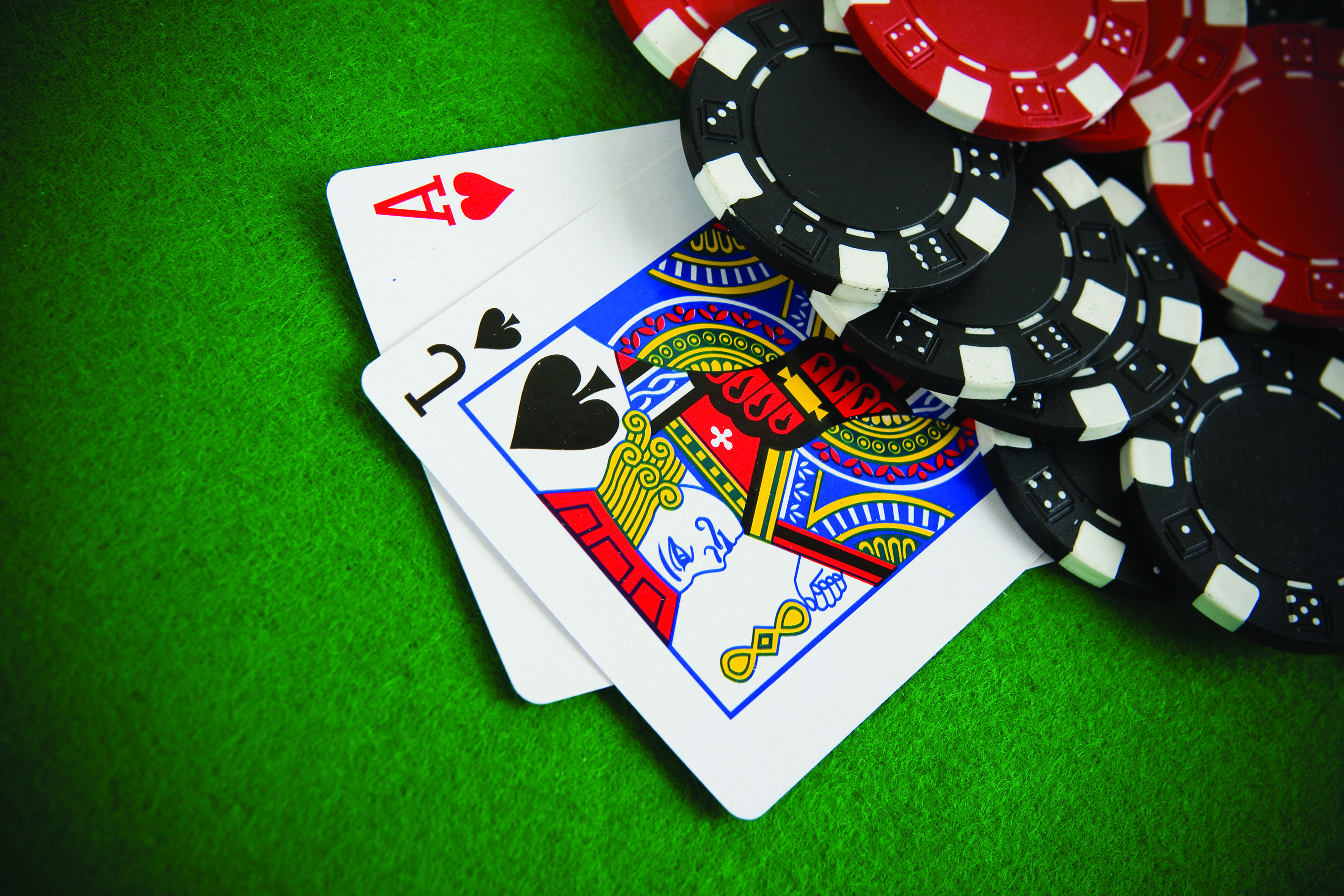 Itin number poker games